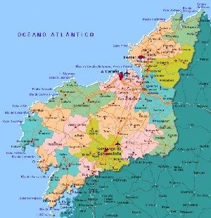 A Coruña es la provincia gallega con más riesgo para los menores de sufrir atropellos