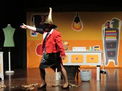 'Fíos' en Teatro del Andamio (Infantil)