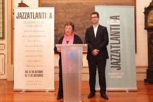 Jazzatlantica A Coruña. Ciclo de Jazz en el Rosalía y el Ágora de A Coruña, del 31 de octubre al 11 de diciembre