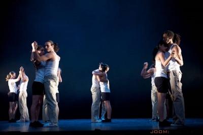 Danza Contemporánea de Cuba en el Teatro Rosalía