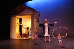 'La noche', teatro infantil en el Fórum