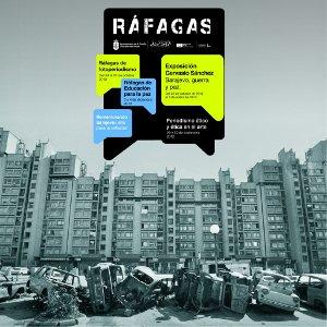 Ráfagas, encuentro de fotoperiodismo en el Centro Ágora A Coruña
