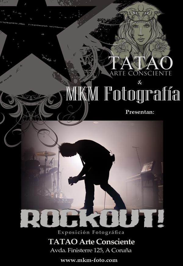 Rockout! - Exposición Fotográfica