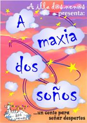 'A Maxia dos Soños' en Teatro del Andamio (Infantil)