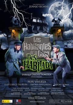 'Los habitantes de la casa deshabitada', teatro en el Rosalía