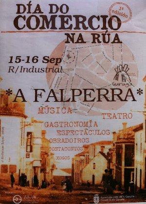Día do Comercio na Rúa Falperra 15 y 16 de septiembre en la Calle Industria