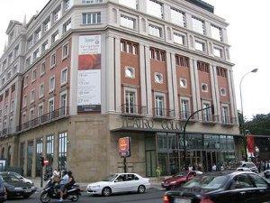 Programación del Teatro Colón de A Coruña